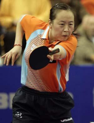 ranglijst aangepast badminton